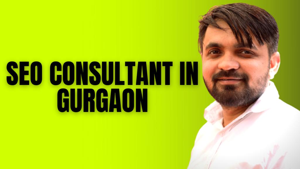 SEO Consultant in gurgaon